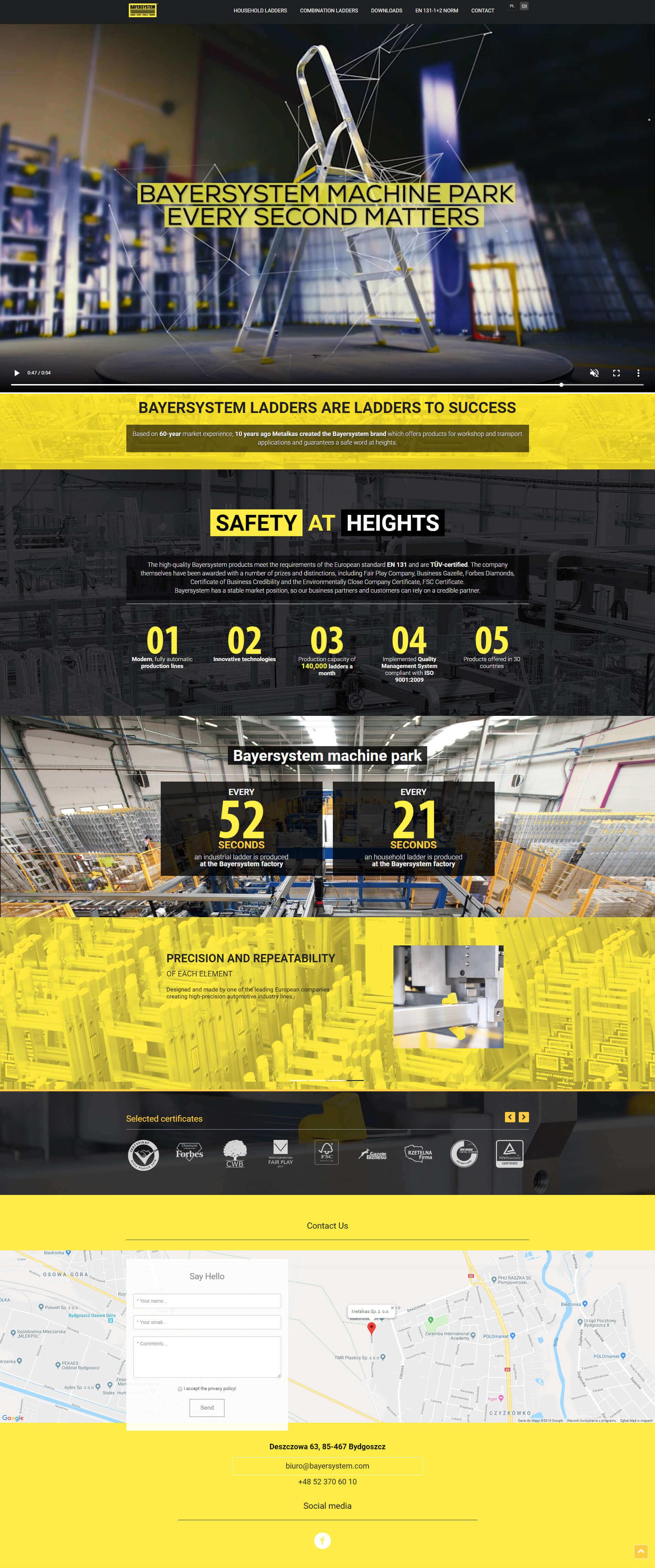 projekt-strony-internetowej-bayersystem-com